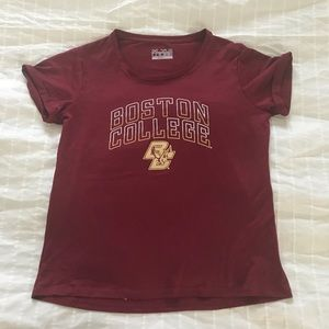 Boston College Dry Fit Under Armour shirt